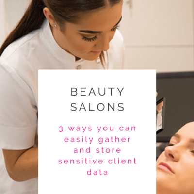 Beauty Salons Client Data