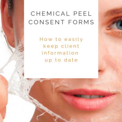 Chemical Peel Consent Form